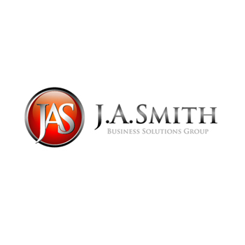 Logo Design by pirut - Entry No. 24 in the Logo Design Contest J. A. Smith Business Solutions Group.
