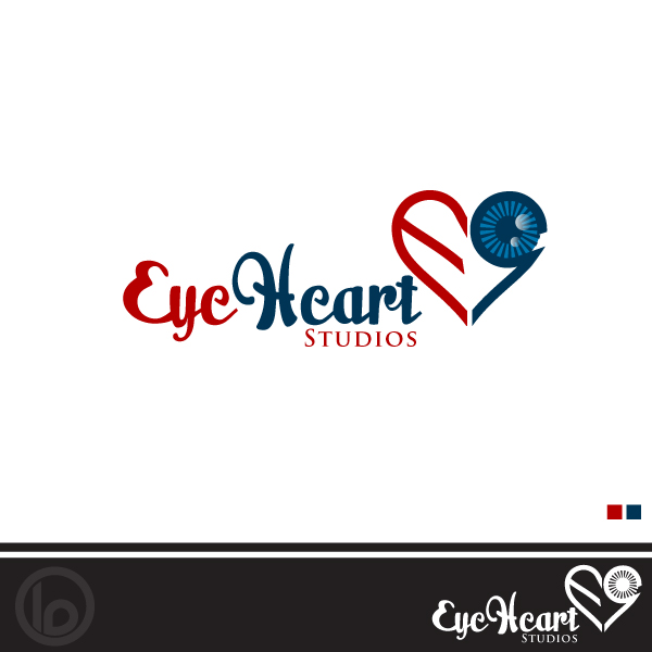 Logo Design by lumerb - Entry No. 120 in the Logo Design Contest Unique Logo Design Wanted for Eye Heart Studios.