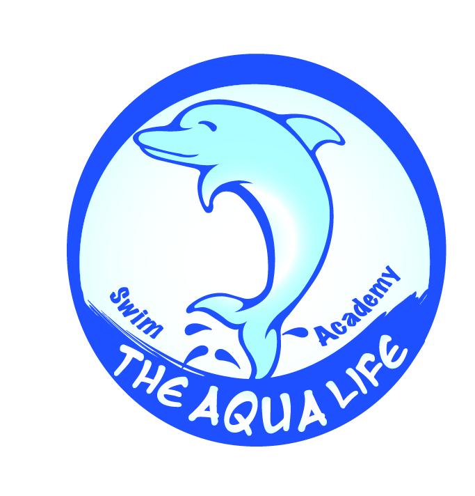 Logo Design by Bola Habib - Entry No. 42 in the Logo Design Contest Artistic Logo Design Wanted for The Aqua Life Swim Academy.