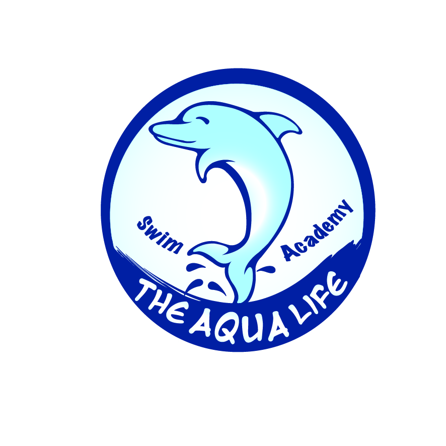 Logo Design by Bola Habib - Entry No. 45 in the Logo Design Contest Artistic Logo Design Wanted for The Aqua Life Swim Academy.