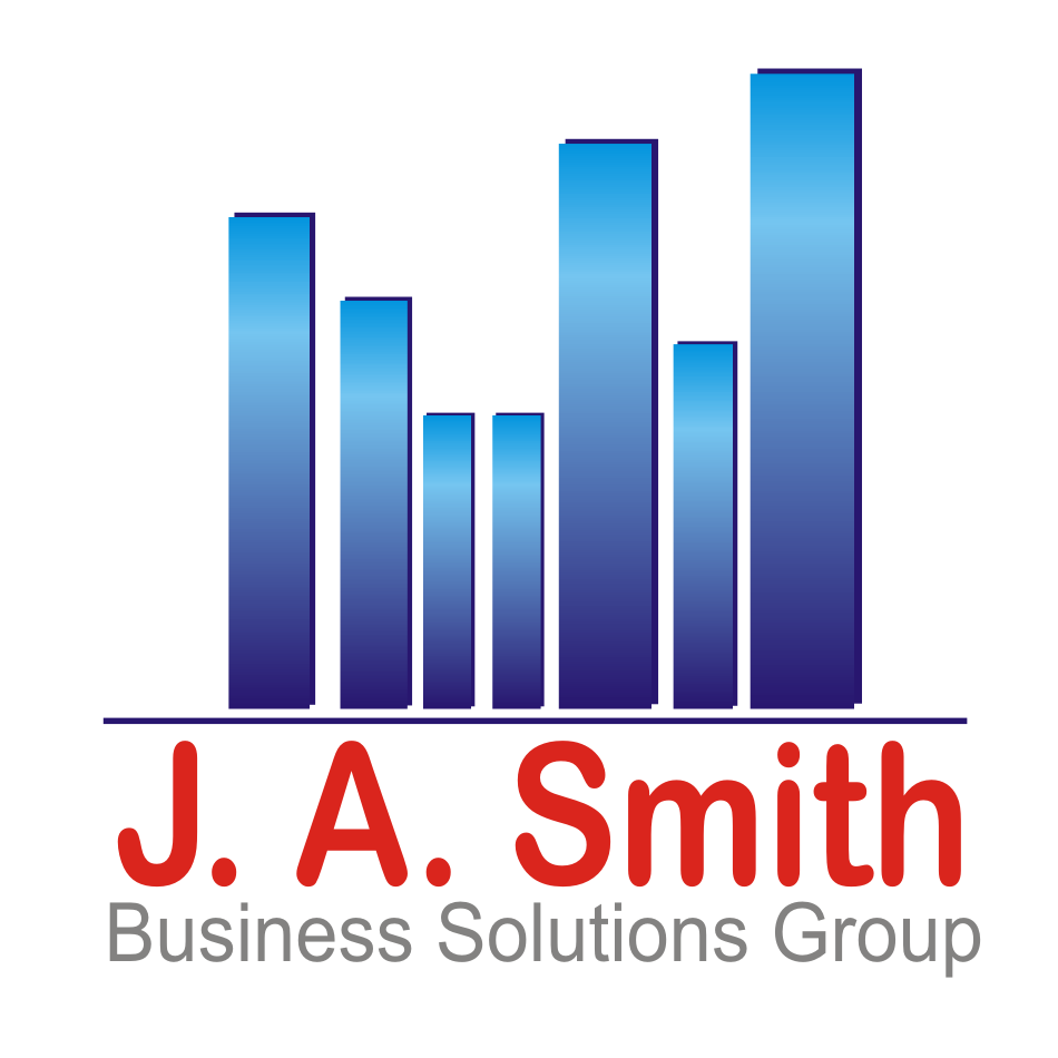 Logo Design by Chandan Chaurasia - Entry No. 27 in the Logo Design Contest J. A. Smith Business Solutions Group.