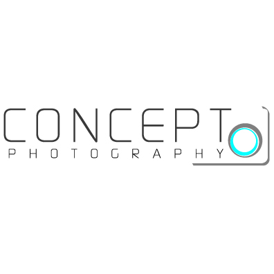 Logo Design by aesthetic-art - Entry No. 7 in the Logo Design Contest Concept Photography Inc..