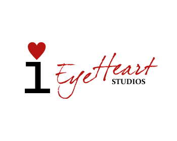 Logo Design by Rudy - Entry No. 136 in the Logo Design Contest Unique Logo Design Wanted for Eye Heart Studios.