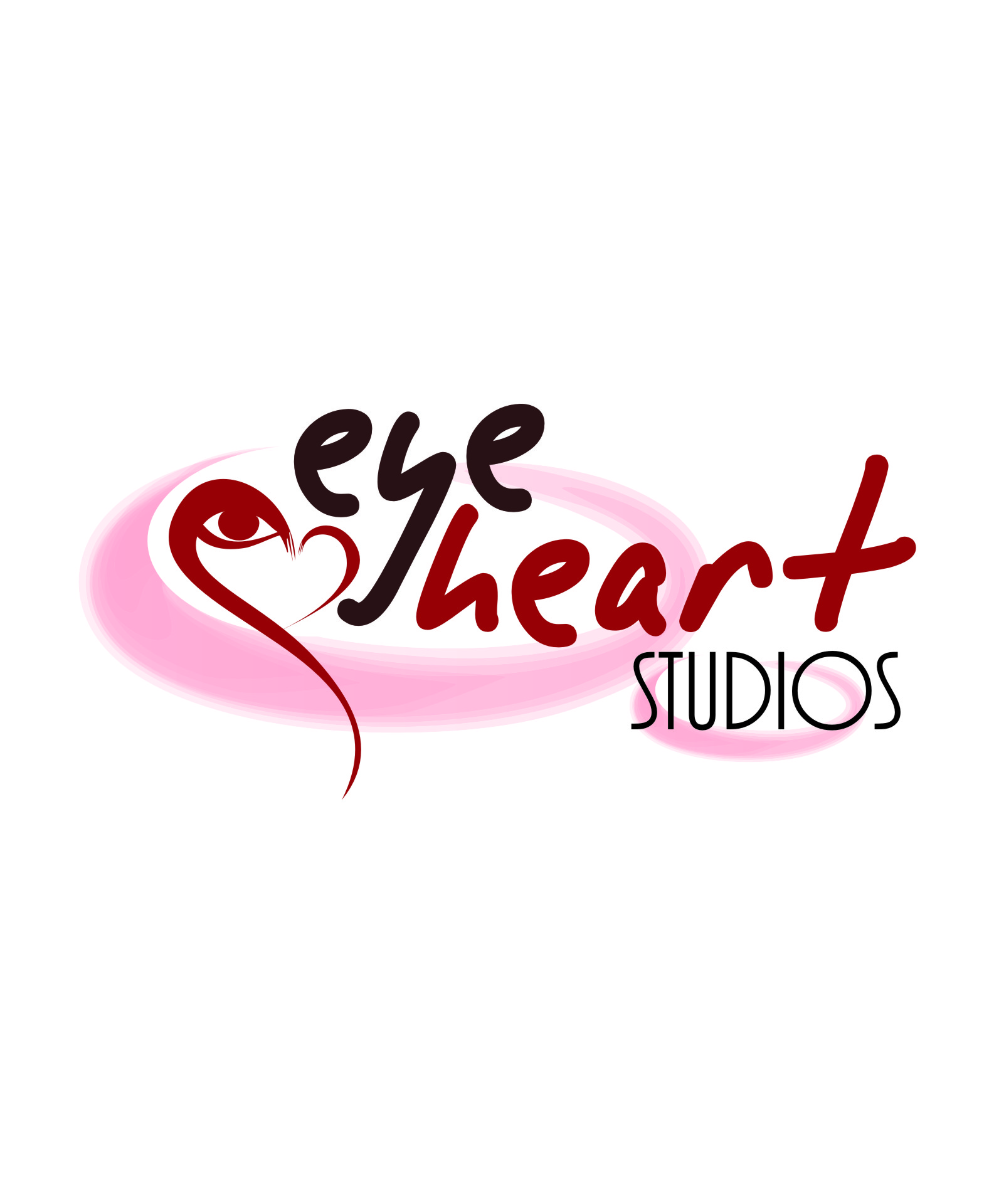 Logo Design by Private User - Entry No. 137 in the Logo Design Contest Unique Logo Design Wanted for Eye Heart Studios.