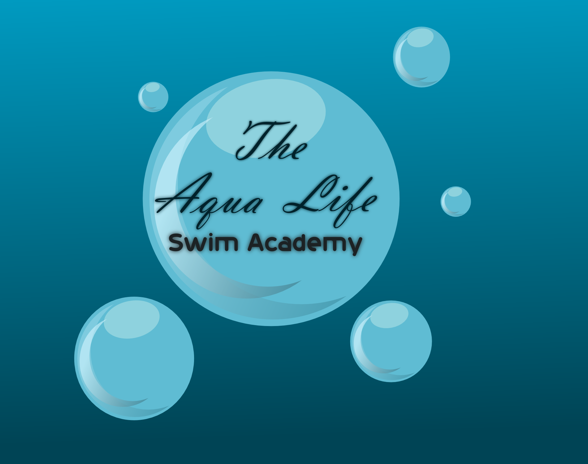 Logo Design by Arindam Khanda - Entry No. 56 in the Logo Design Contest Artistic Logo Design Wanted for The Aqua Life Swim Academy.