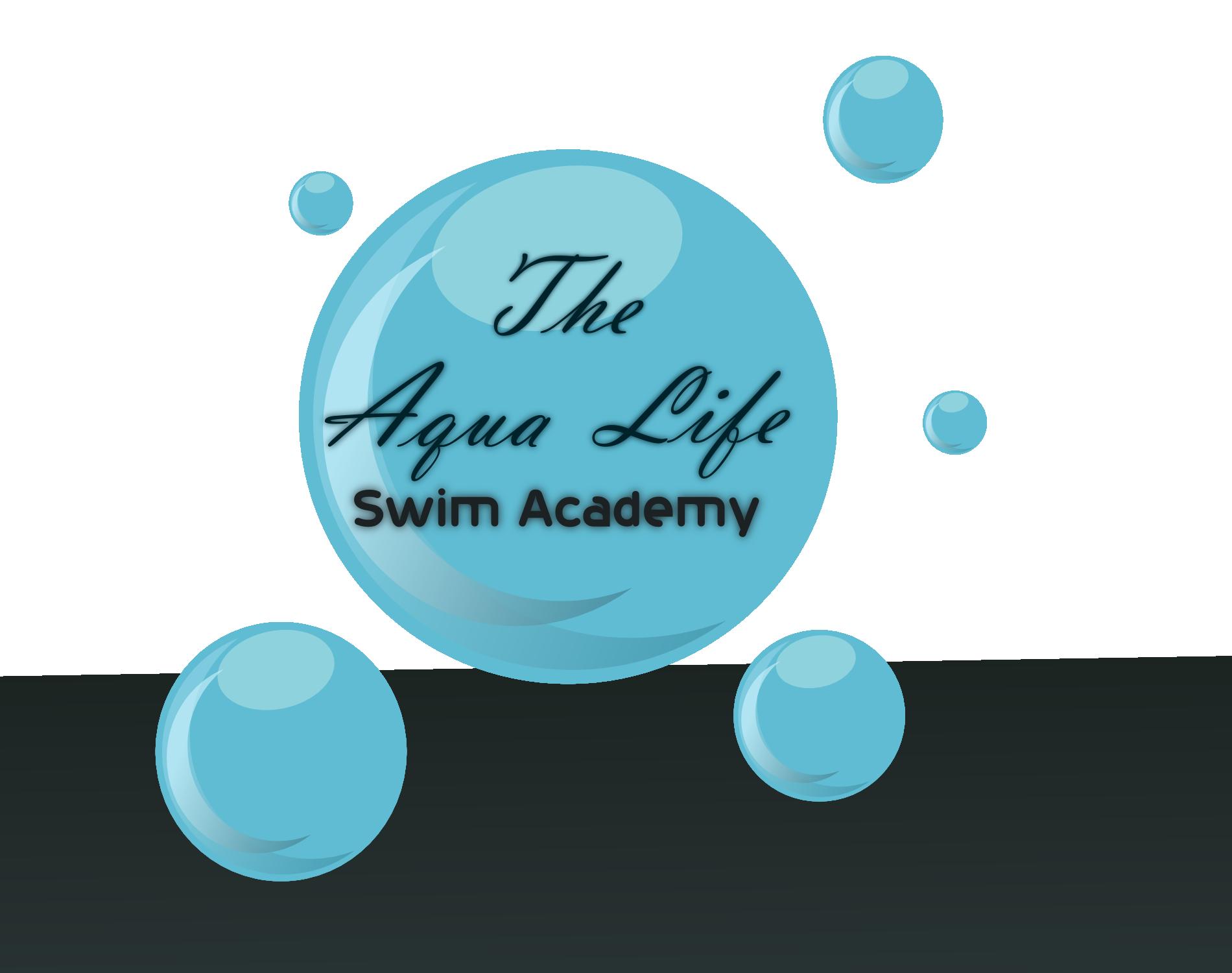 Logo Design by Arindam Khanda - Entry No. 57 in the Logo Design Contest Artistic Logo Design Wanted for The Aqua Life Swim Academy.