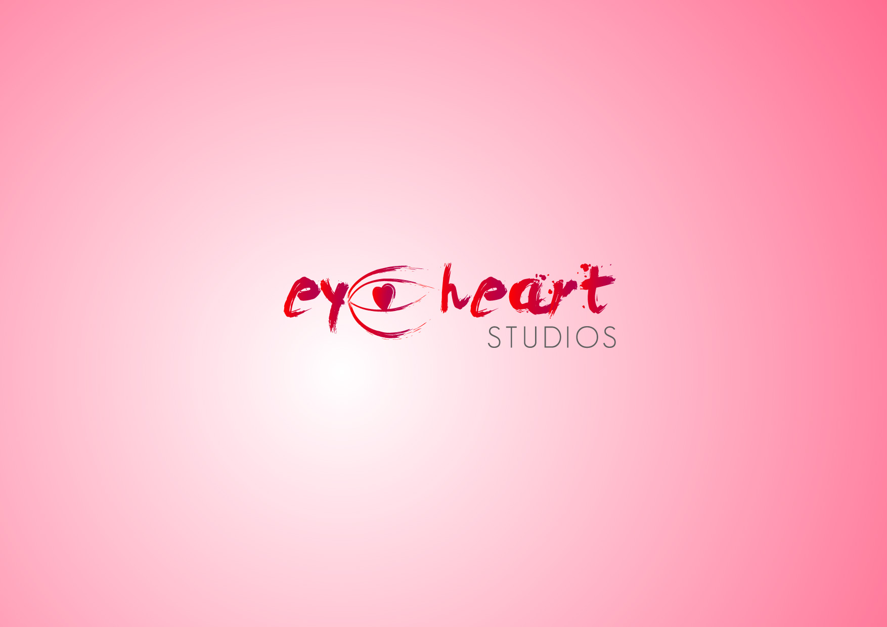 Logo Design by Osi Indra - Entry No. 138 in the Logo Design Contest Unique Logo Design Wanted for Eye Heart Studios.