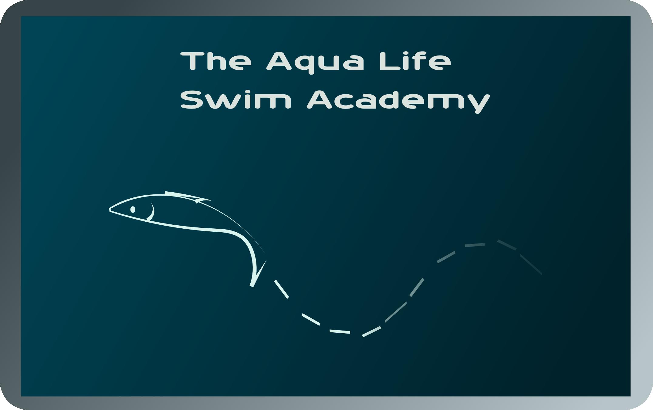 Logo Design by Arindam Khanda - Entry No. 70 in the Logo Design Contest Artistic Logo Design Wanted for The Aqua Life Swim Academy.