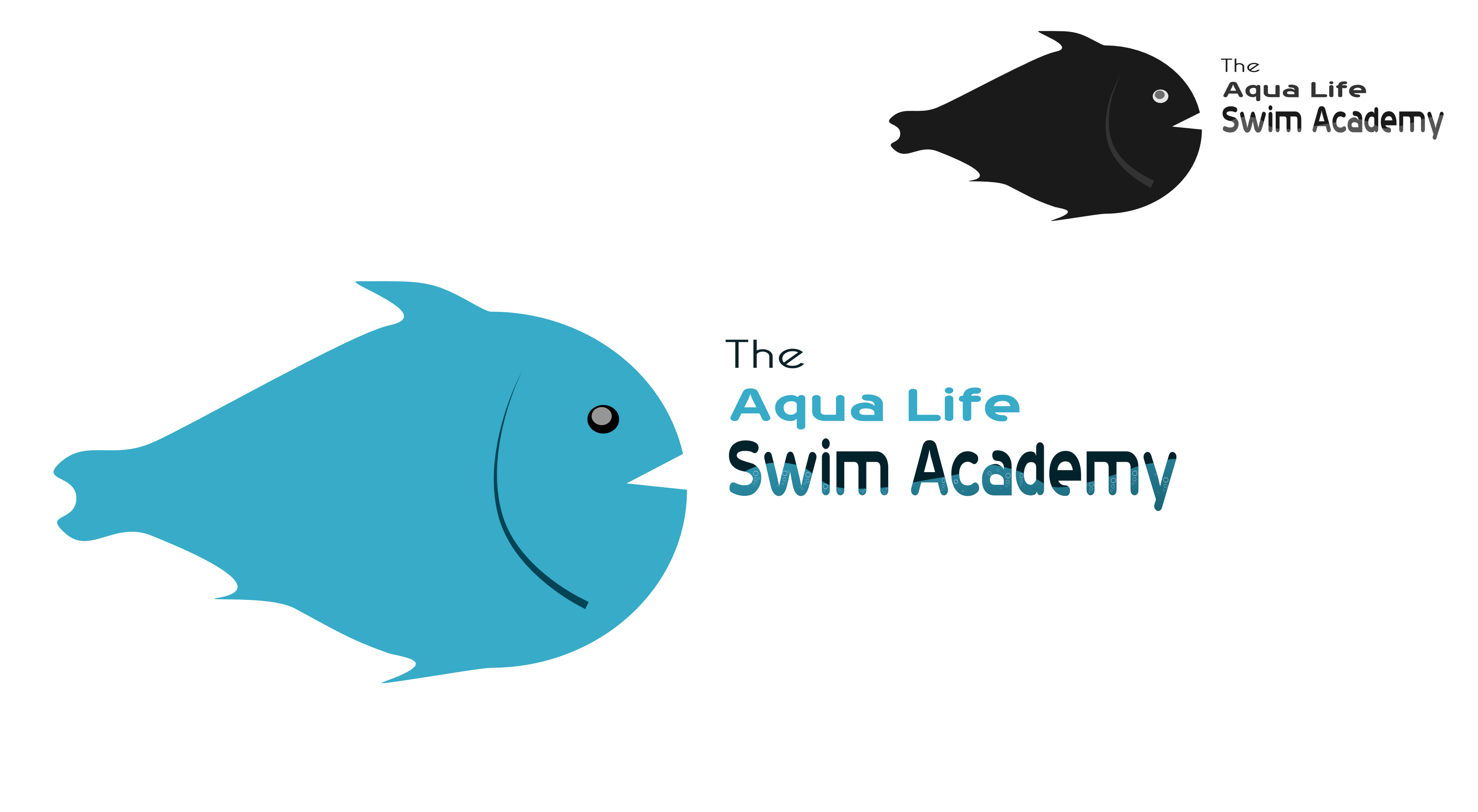 Logo Design by Arindam Khanda - Entry No. 73 in the Logo Design Contest Artistic Logo Design Wanted for The Aqua Life Swim Academy.