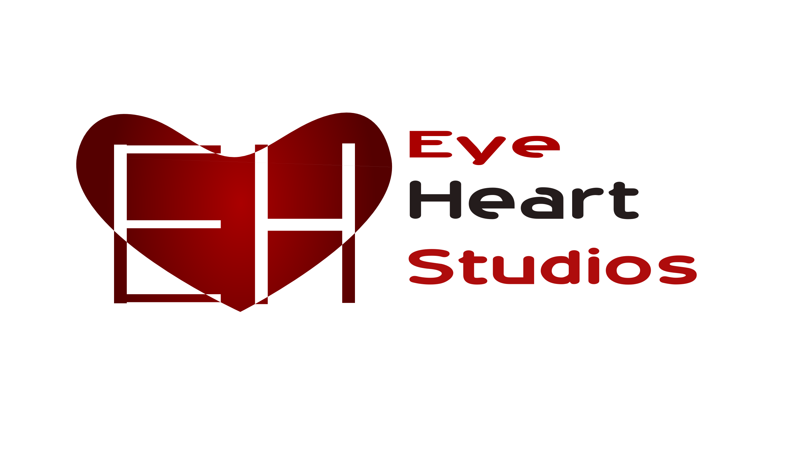 Logo Design by Arindam Khanda - Entry No. 146 in the Logo Design Contest Unique Logo Design Wanted for Eye Heart Studios.