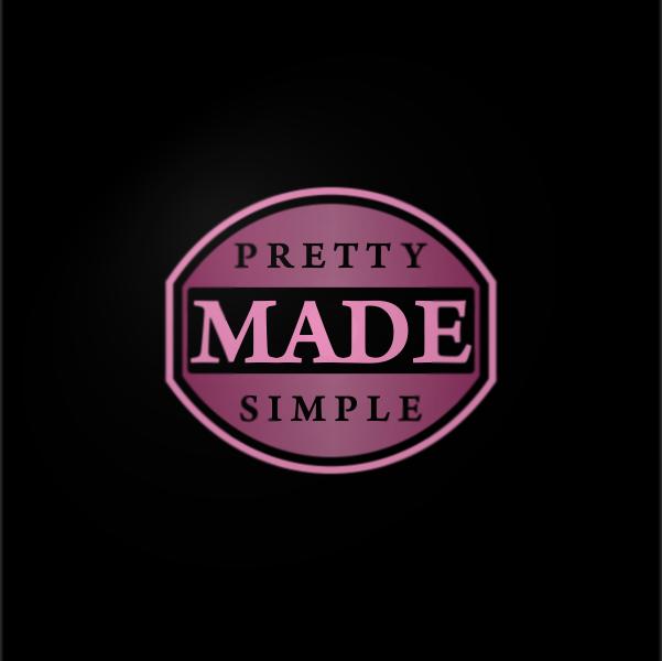 Logo Design by Private User - Entry No. 1 in the Logo Design Contest Pretty Made Simple Logo Design.