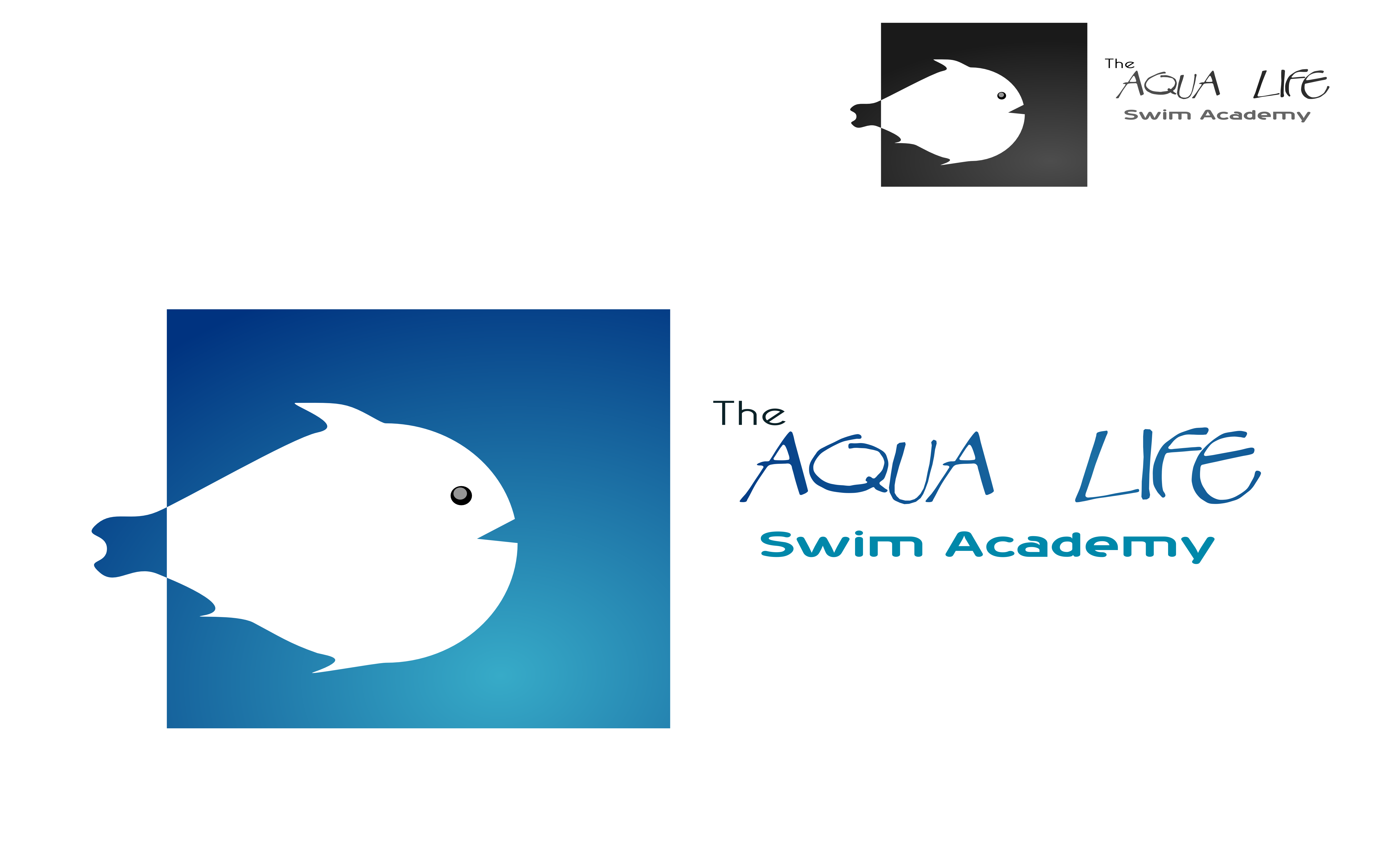 Logo Design by Arindam Khanda - Entry No. 85 in the Logo Design Contest Artistic Logo Design Wanted for The Aqua Life Swim Academy.