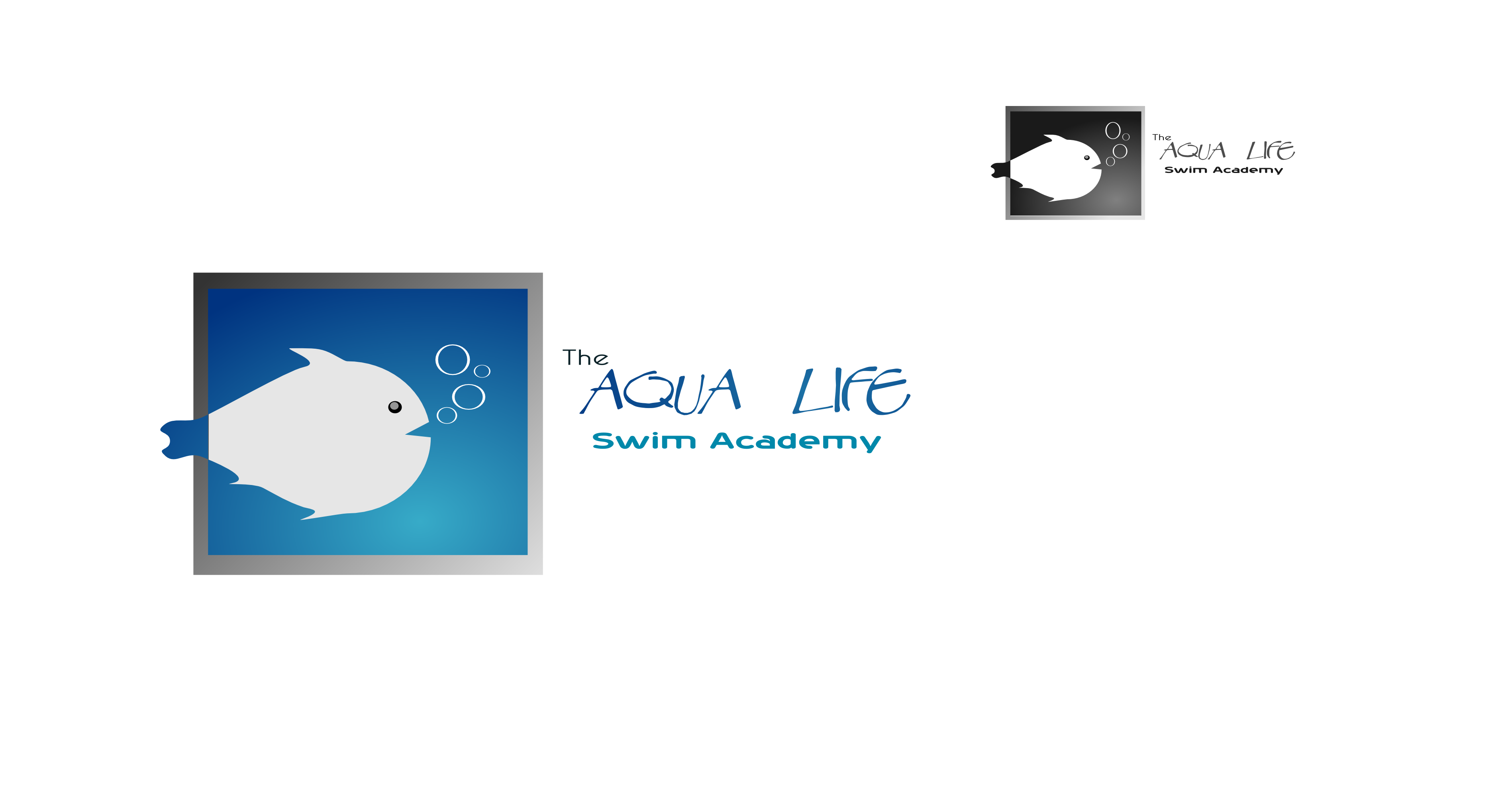 Logo Design by Arindam Khanda - Entry No. 86 in the Logo Design Contest Artistic Logo Design Wanted for The Aqua Life Swim Academy.