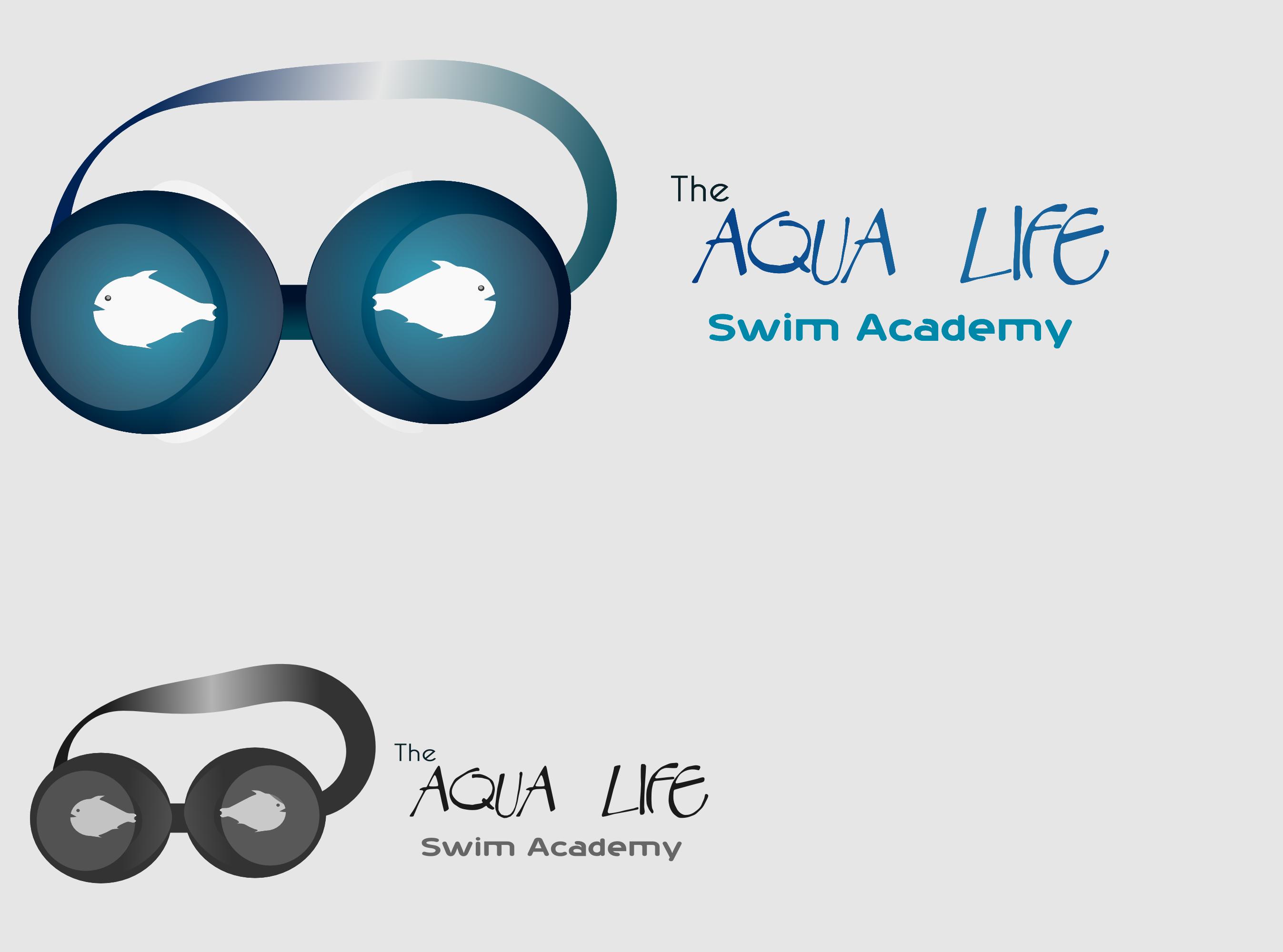 Logo Design by Arindam Khanda - Entry No. 87 in the Logo Design Contest Artistic Logo Design Wanted for The Aqua Life Swim Academy.