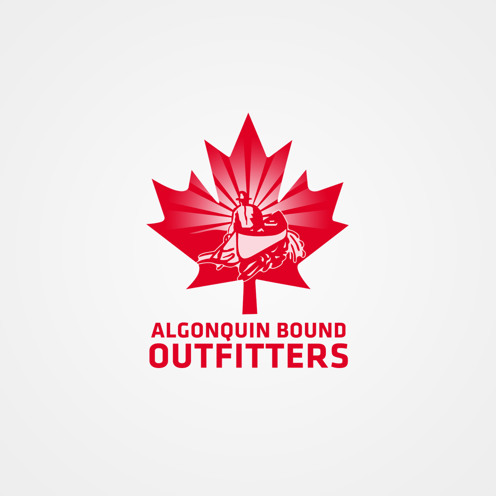 Logo Design by omARTist - Entry No. 77 in the Logo Design Contest Captivating Logo Design for Algonquin Bound Outfitters.