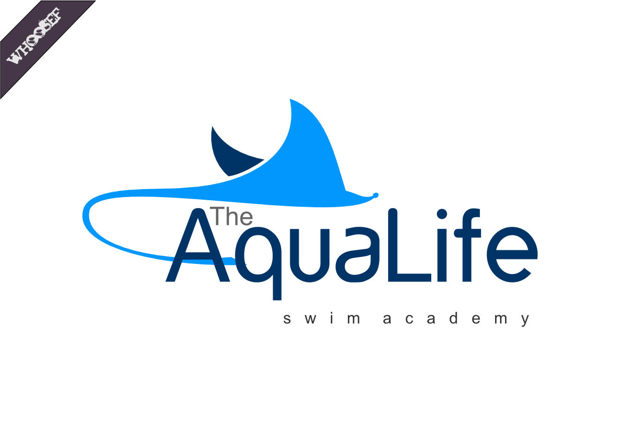 Logo Design by whoosef - Entry No. 99 in the Logo Design Contest Artistic Logo Design Wanted for The Aqua Life Swim Academy.