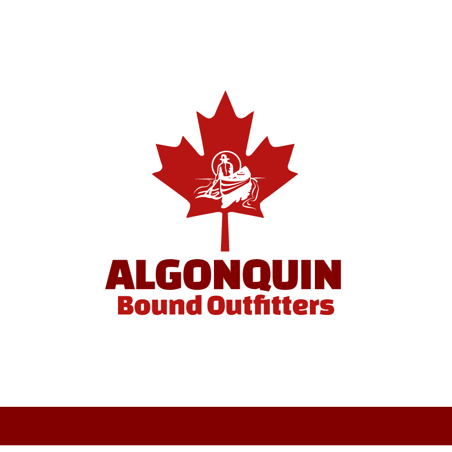 Logo Design by Edward Goodwin - Entry No. 83 in the Logo Design Contest Captivating Logo Design for Algonquin Bound Outfitters.