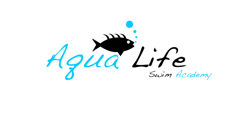Logo Design by Anthony Latka - Entry No. 126 in the Logo Design Contest Artistic Logo Design Wanted for The Aqua Life Swim Academy.