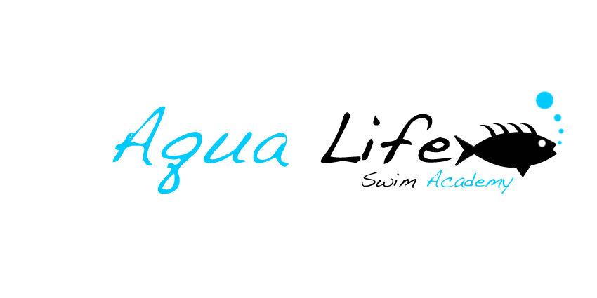 Logo Design by Anthony Latka - Entry No. 127 in the Logo Design Contest Artistic Logo Design Wanted for The Aqua Life Swim Academy.