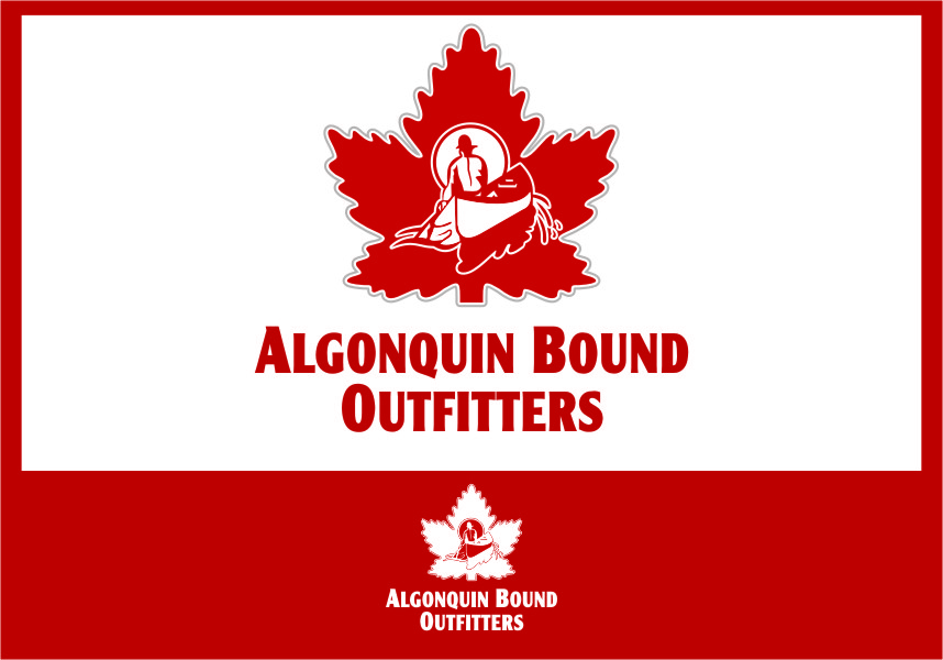 Logo Design by RasYa Muhammad Athaya - Entry No. 109 in the Logo Design Contest Captivating Logo Design for Algonquin Bound Outfitters.