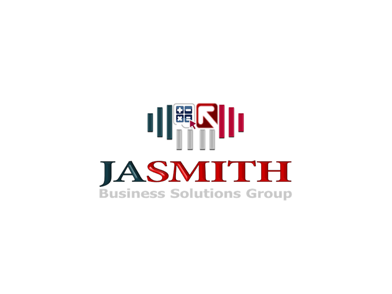 Logo Design by openartposter - Entry No. 44 in the Logo Design Contest J. A. Smith Business Solutions Group.