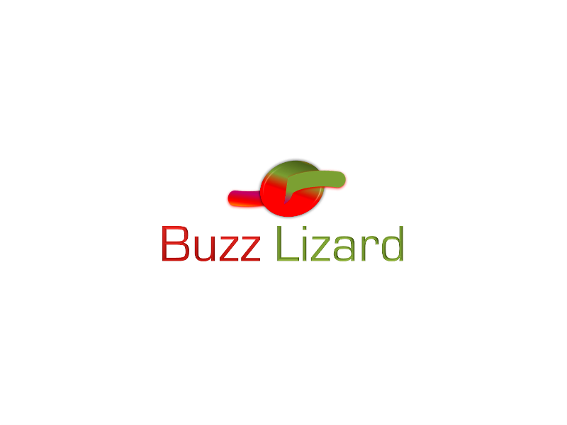 Logo Design by openartposter - Entry No. 69 in the Logo Design Contest Buzz Lizard.
