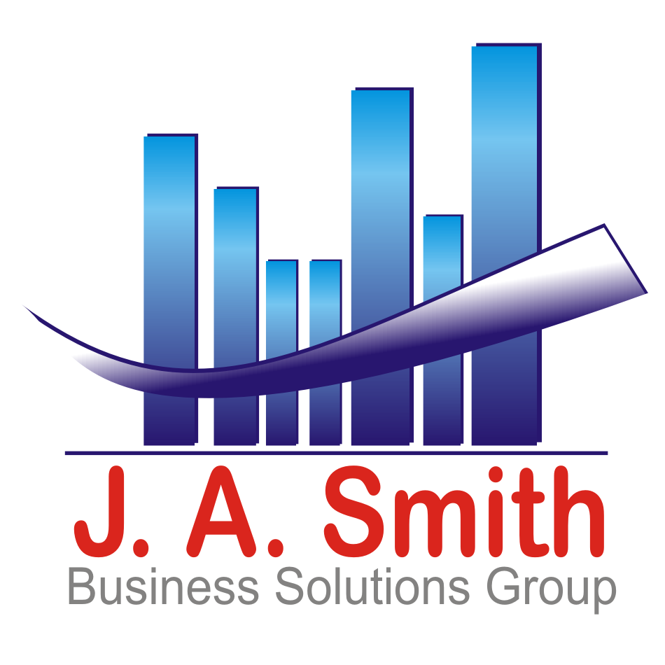 Logo Design by Chandan Chaurasia - Entry No. 45 in the Logo Design Contest J. A. Smith Business Solutions Group.