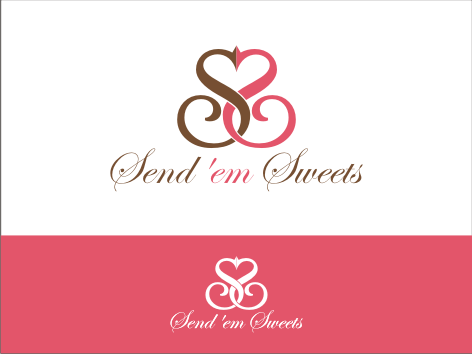 Logo Design by key - Entry No. 18 in the Logo Design Contest Creative Logo Design for Send 'em Sweets.