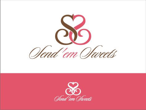 Logo Design by key - Entry No. 19 in the Logo Design Contest Creative Logo Design for Send 'em Sweets.