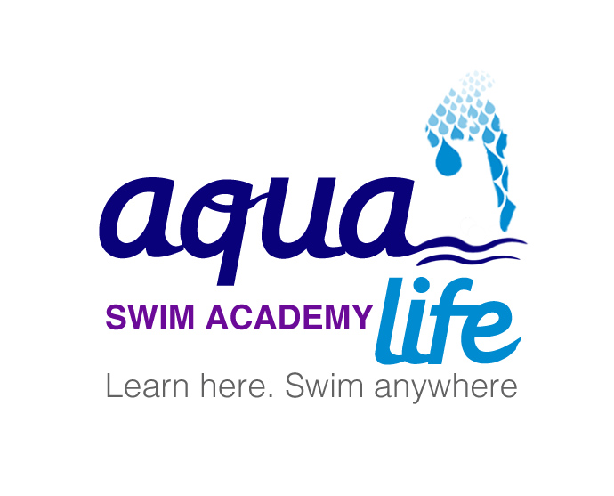 Logo Design by Lama Creative - Entry No. 157 in the Logo Design Contest Artistic Logo Design Wanted for The Aqua Life Swim Academy.