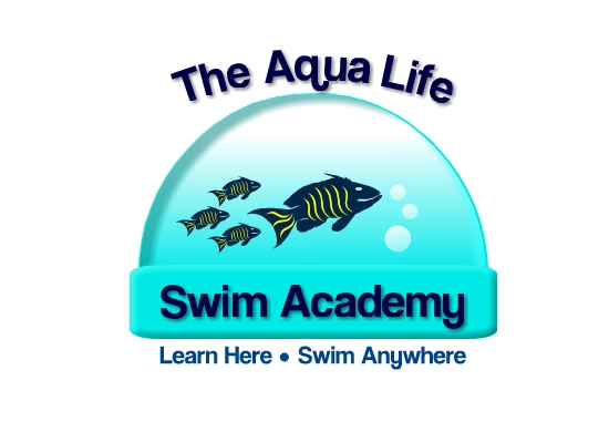 Logo Design by Ismail Adhi Wibowo - Entry No. 164 in the Logo Design Contest Artistic Logo Design Wanted for The Aqua Life Swim Academy.