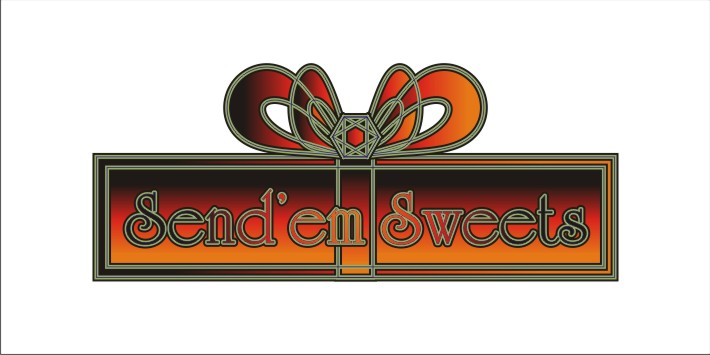 Logo Design by Robertus Ferry - Entry No. 34 in the Logo Design Contest Creative Logo Design for Send 'em Sweets.
