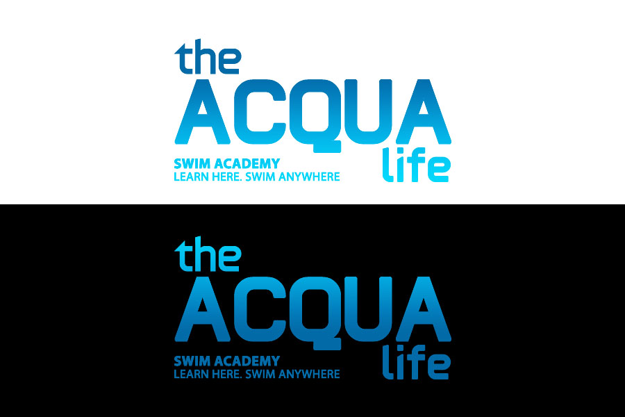Logo Design by Private User - Entry No. 194 in the Logo Design Contest Artistic Logo Design Wanted for The Aqua Life Swim Academy.