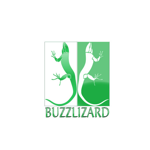 Logo Design by Deborah Wise - Entry No. 70 in the Logo Design Contest Buzz Lizard.
