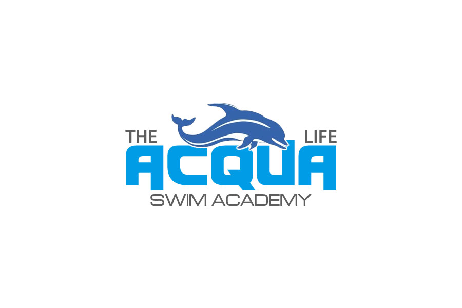 Logo Design by Private User - Entry No. 199 in the Logo Design Contest Artistic Logo Design Wanted for The Aqua Life Swim Academy.