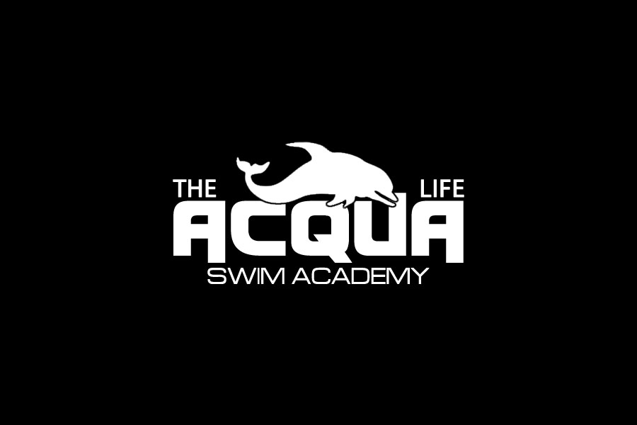 Logo Design by Private User - Entry No. 201 in the Logo Design Contest Artistic Logo Design Wanted for The Aqua Life Swim Academy.