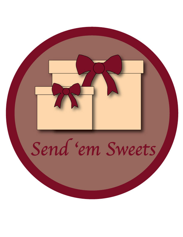Logo Design by kirbyekoch - Entry No. 35 in the Logo Design Contest Creative Logo Design for Send 'em Sweets.