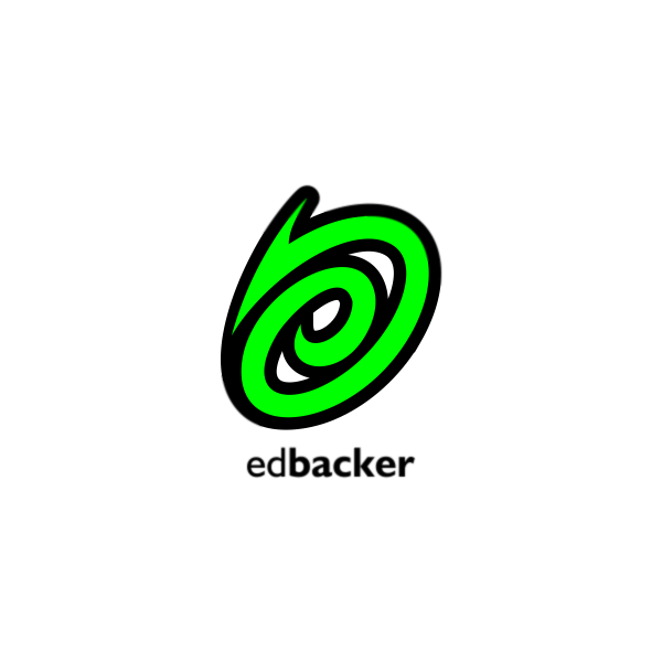 Logo Design by Private User - Entry No. 2 in the Logo Design Contest New Logo Design for edbacker.