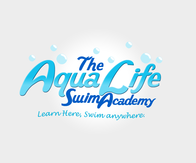 Logo Design by Private User - Entry No. 204 in the Logo Design Contest Artistic Logo Design Wanted for The Aqua Life Swim Academy.