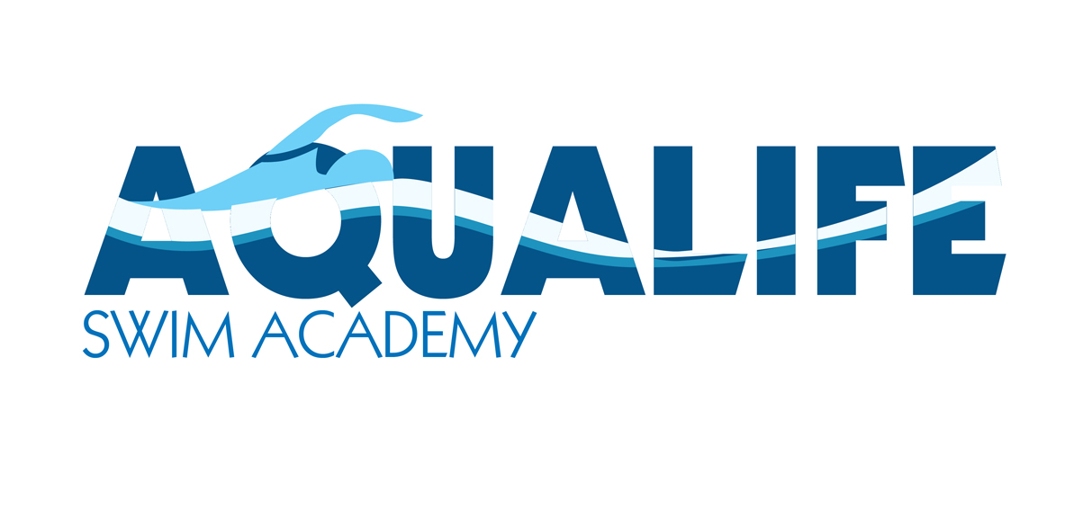 Logo Design by Nept Toledo - Entry No. 214 in the Logo Design Contest Artistic Logo Design Wanted for The Aqua Life Swim Academy.