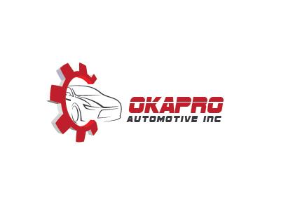 Logo Design by Digital Designs - Entry No. 1 in the Logo Design Contest New Logo Design for Okapro  Automotive  Inc.