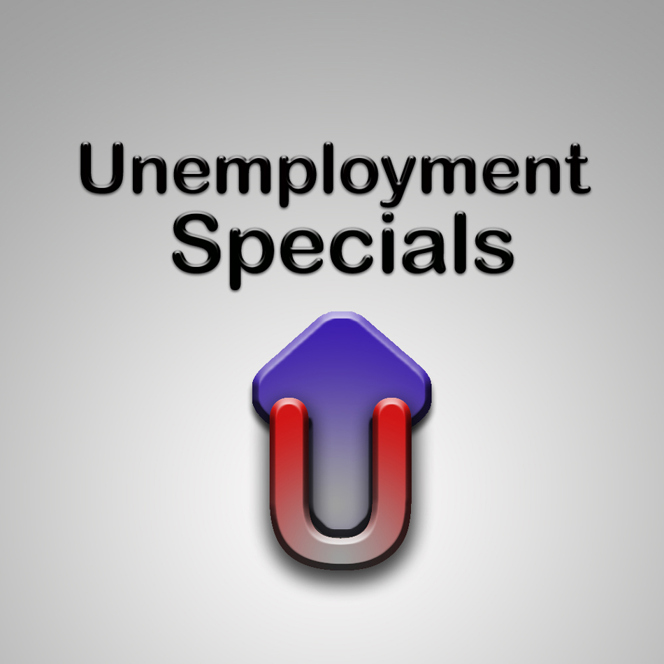 Logo Design by lapakera - Entry No. 18 in the Logo Design Contest Unemployment Specials / Possibilitive (Possible+Positive).