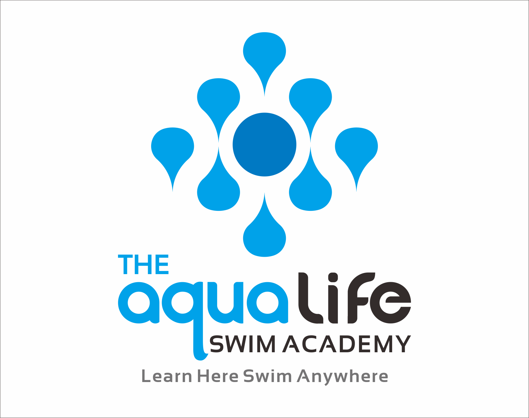 Logo Design by Armada Jamaluddin - Entry No. 217 in the Logo Design Contest Artistic Logo Design Wanted for The Aqua Life Swim Academy.