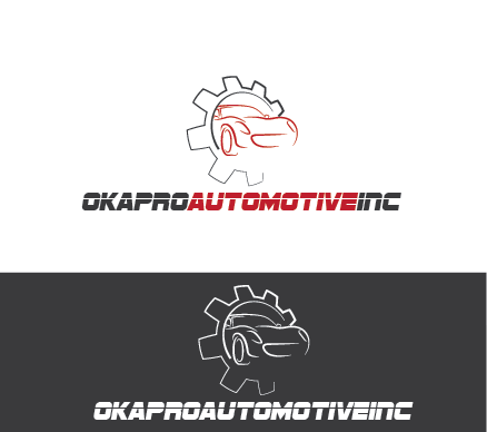 Logo Design by Digital Designs - Entry No. 2 in the Logo Design Contest New Logo Design for Okapro  Automotive  Inc.
