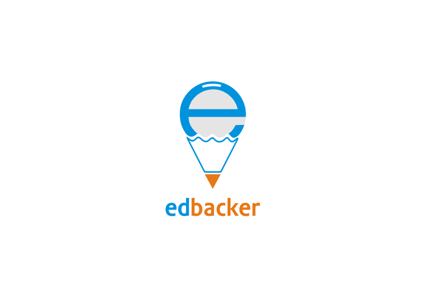 Logo Design by Muhammad Nasrul chasib - Entry No. 5 in the Logo Design Contest New Logo Design for edbacker.