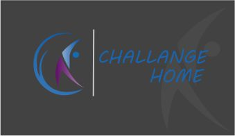 Logo Design by Vallabh Vinerkar - Entry No. 2 in the Logo Design Contest Unique Logo Design Wanted for Challenge Home.