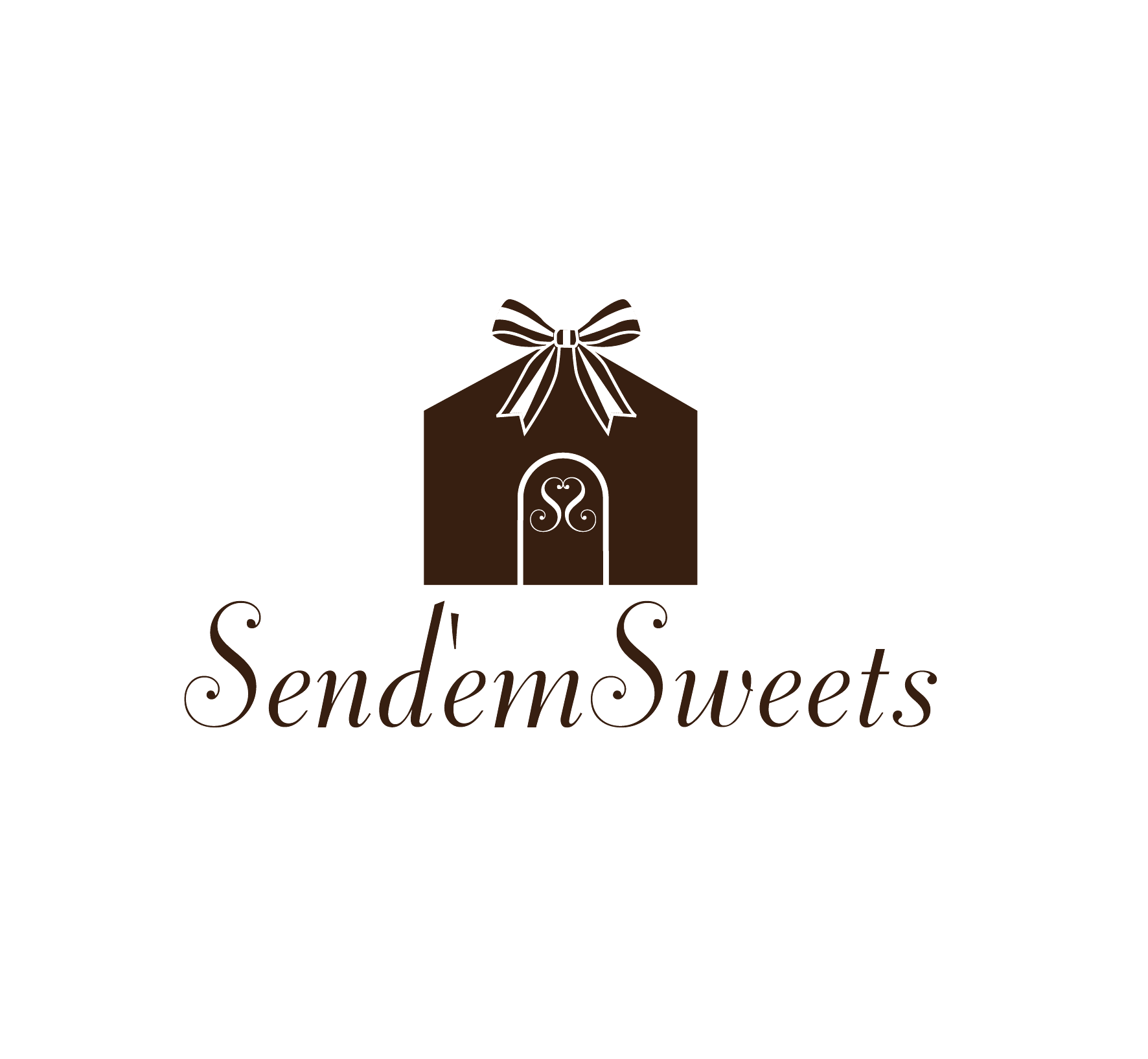 Logo Design by luna - Entry No. 38 in the Logo Design Contest Creative Logo Design for Send 'em Sweets.