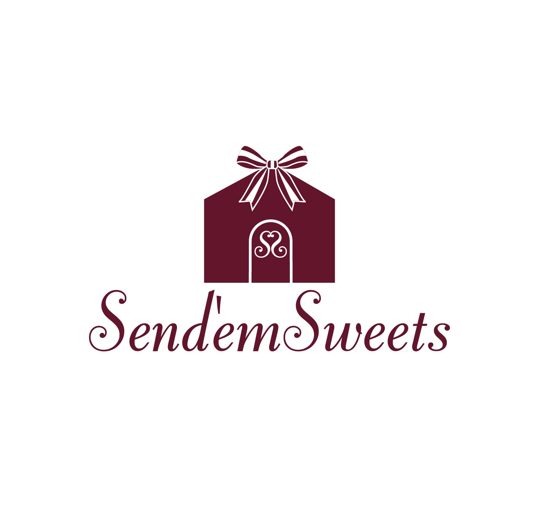 Logo Design by luna - Entry No. 39 in the Logo Design Contest Creative Logo Design for Send 'em Sweets.