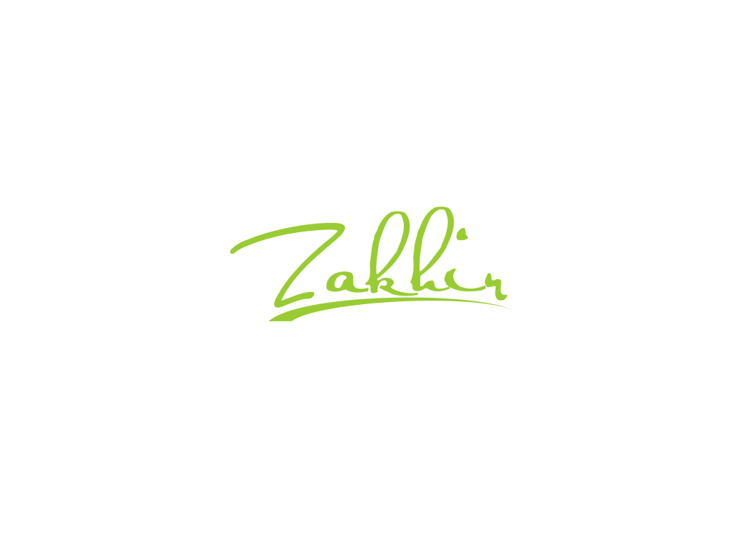Logo Design by Private User - Entry No. 1 in the Logo Design Contest Zakhir Logo Design.