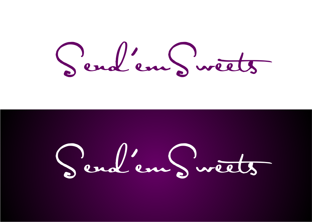 Logo Design by Ruel Antiola - Entry No. 40 in the Logo Design Contest Creative Logo Design for Send 'em Sweets.